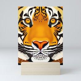 Tiger  Mini Art Print