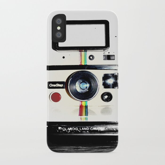 Shake it like a Polaroid picture iPhone Case