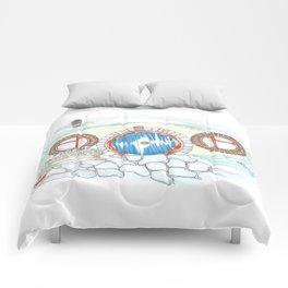 Dugout Comforters