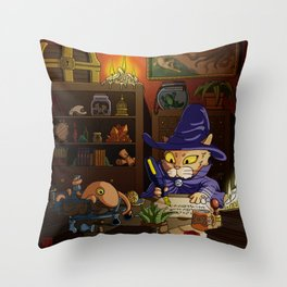 You Are Cordially Invited... Throw Pillow