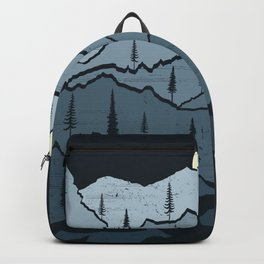 Bear and Fox Backpack