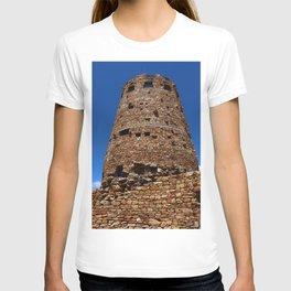 Desert View Watchtower - South Rim Grand Canyon T-shirt