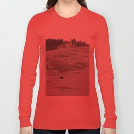 Lonely Bison Long Sleeve T-shirt