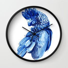 Star Bird Wall Clock