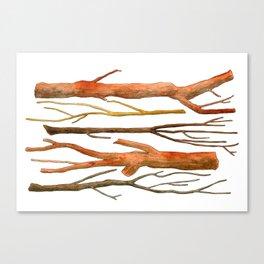 sticks no. 2 Canvas Print