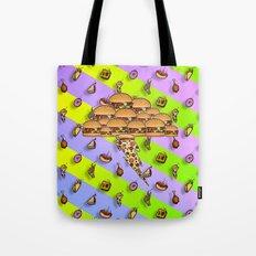 Snack Storm Tote Bag