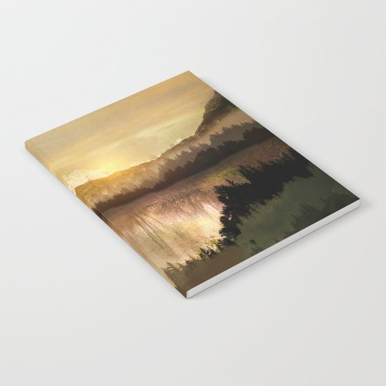 Sunrise Notebook