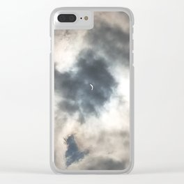 Solar Eclipse in the Smokies Clear iPhone Case