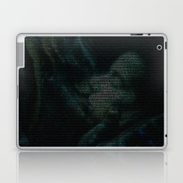 The Shape of Water Screenplay Print Laptop & iPad Skin