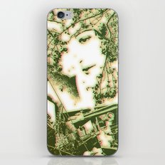 Nature Over Machines iPhone & iPod Skin