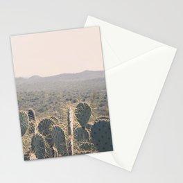 Arizona Cacti Stationery Cards