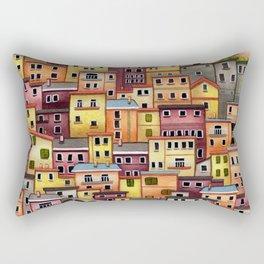 Manarola, Italy Rectangular Pillow