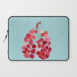Simply Breathe - Lungs For Whitney Laptop Sleeve