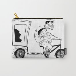 Pedicab Carry-All Pouch