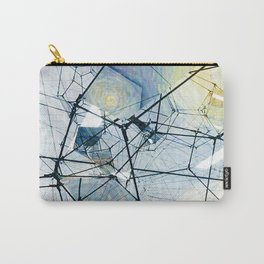 Starry Night Gone Wild Carry-All Pouch