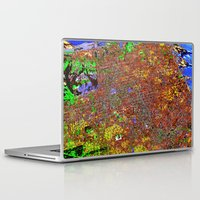 san francisco Laptop & iPad Skins featuring san francisco by donphil