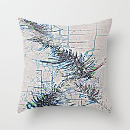 Sno-Cone  Throw Pillow