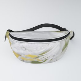 Softly White Fanny Pack