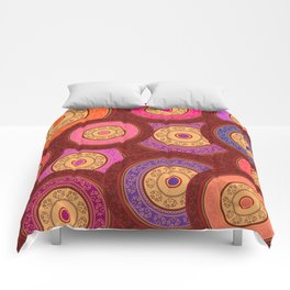 Ethnic Mandala Pattern Comforters