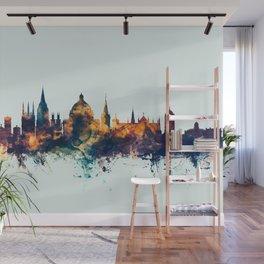 Oxford England Skyline Wall Mural