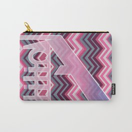 Typography in Design Carry-All Pouch