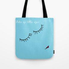 Little Eyes Tote Bag
