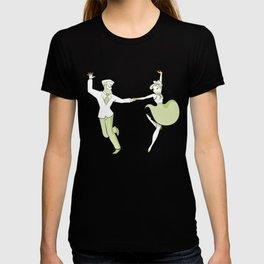 LindyHoppers T-shirt