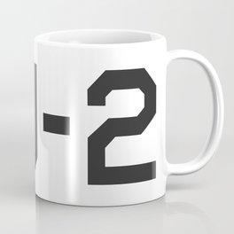 KAMIKAZE FU-2 Coffee Mug