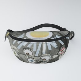 The Eyes Family Fanny Pack