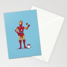 Iron Droid Variant Stationery Cards