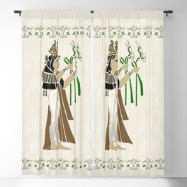 Fresco Blackout Curtain