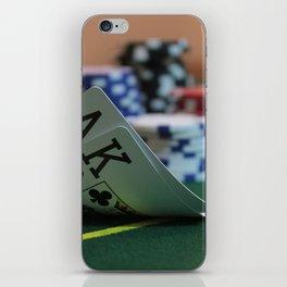 Blackjack iPhone Skin