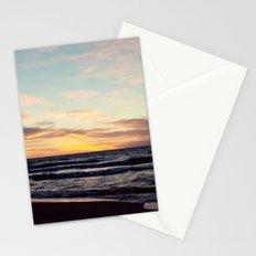 Lake Erie Sunset II Stationery Cards