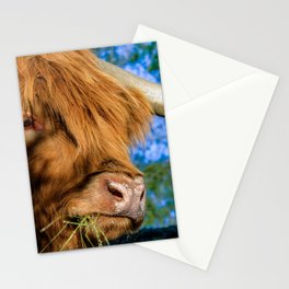 Nose knows Stationery Cards