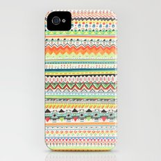 Pattern No.3 iPhone (4, 4s) Slim Case