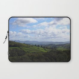 View from Orrest Head, The Lake District - Landscape and Nature Photography Laptop Sleeve