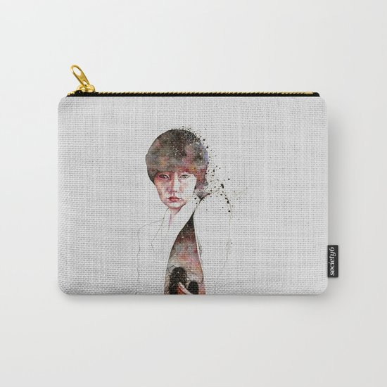 I'll Keep My Secrets Carry-All Pouch