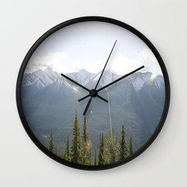 can't get over it Wall Clock