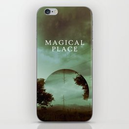Magical Place iPhone Skin