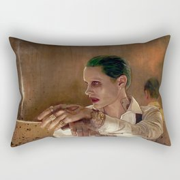 Gangster (suicide squad) Rectangular Pillow