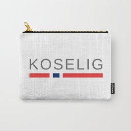 Norway Cozy | Koselig Carry-All Pouch