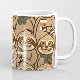 Sloth Coffee Coffee Mug