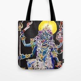 Goddess Kali Tote Bag