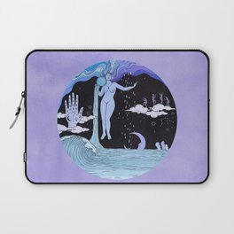 THE WATER MAGICIAN Laptop Sleeve