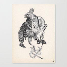 Oneness :: 7 Canvas Print