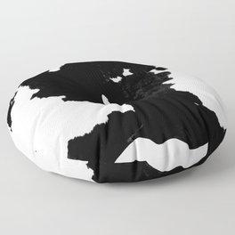 skins #1 Cow Floor Pillow