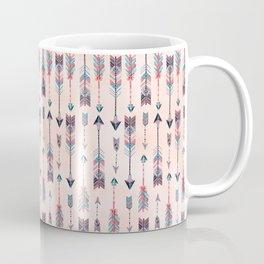 Patterned Arrows Coffee Mug