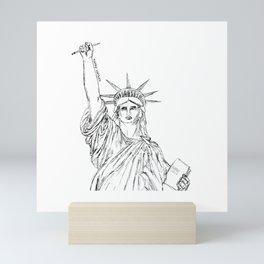 Freedom of Expression Mini Art Print