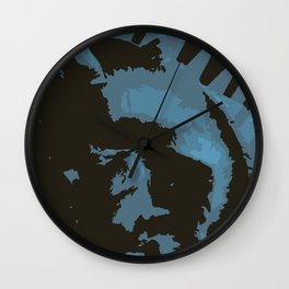 Houshi in 4 colors Wall Clock