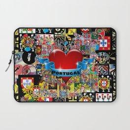 PORTUGUESE FOLK ART Laptop Sleeve